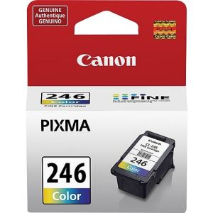Canon CL-246 Standard Color Ink Cartridge, 8281B001