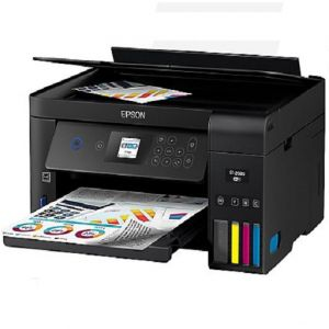 EPSON WorkForce ST-2000 EcoTank Color MFP Supertank Printer, C11CG22202